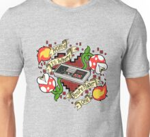 Home is Where You're Player One Unisex T-Shirt