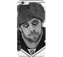 Coonskin Anze Kopitar Tee - LA Kings (two-color design) iPhone Case/Skin