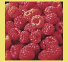 Raspberries  Baby Tee