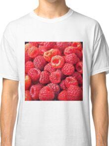 Raspberries  Classic T-Shirt