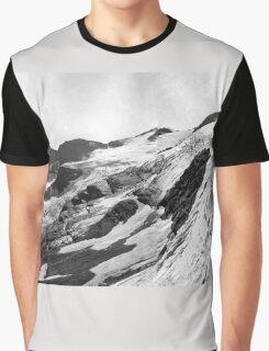 Harrison Glacier Graphic T-Shirt
