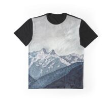 lions peak  Graphic T-Shirt