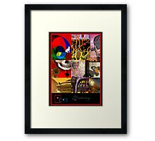 TH50 Framed Print