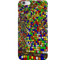 Block Party iPhone Case/Skin