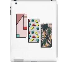 80s Design iPad Case/Skin