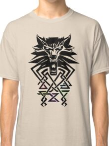 The Witcher - Big Witcher Medallion Classic T-Shirt