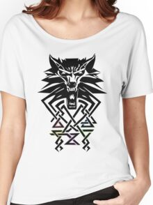 The Witcher - Big Witcher Medallion Women's Relaxed Fit T-Shirt