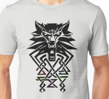 The Witcher - Big Witcher Medallion Unisex T-Shirt