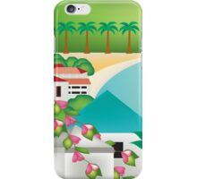 St.Thomas - Skyline Illustration by Loose Petals iPhone Case/Skin