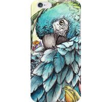 'Jungle Beauty'- Onyx Art Studios iPhone Case/Skin
