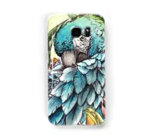 'Jungle Beauty'- Onyx Art Studios Samsung Galaxy Case/Skin