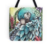 'Jungle Beauty'- Onyx Art Studios Tote Bag