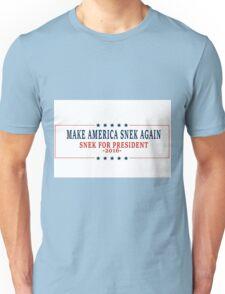 Make America Snek Again Unisex T-Shirt
