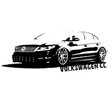 VW - CC Photographic Print