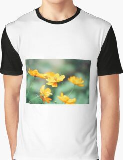 Cosmos in the wind Graphic T-Shirt