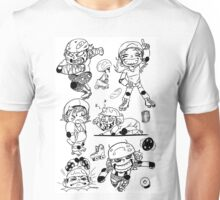 derby chibi Unisex T-Shirt