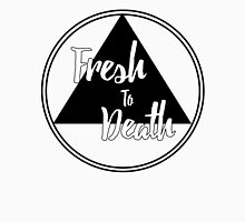 Fresh To Death Men's Baseball ¾ T-Shirt