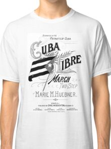 Cuba Libre Classic T-Shirt