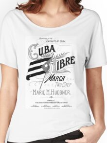Cuba Libre Women's Relaxed Fit T-Shirt