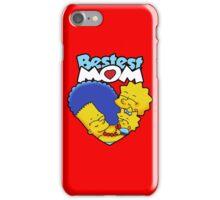 Bestest Mom iPhone Case/Skin