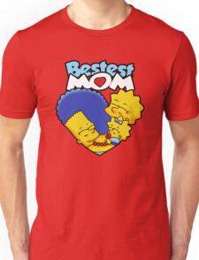 Bestest Mom Unisex T-Shirt