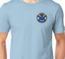 Kansas Wheat Seal Unisex T-Shirt