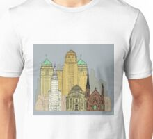 Buffalo Skyline Unisex T-Shirt