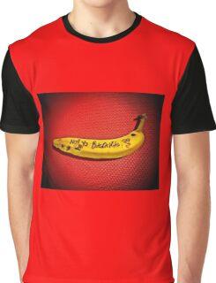 NOT YO BANANA Graphic T-Shirt