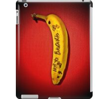 NOT YO BANANA iPad Case/Skin