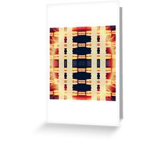 The Fire Ring Greeting Card