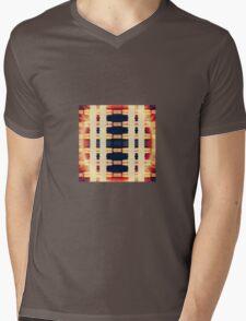 The Fire Ring Mens V-Neck T-Shirt