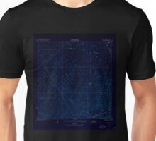 USGS TOPO Map Hawaii HI Kaohe 349864 1927 62500 Inverted Unisex T-Shirt