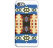 Kaliadescope - The Winter Fire Ring iPhone Case/Skin