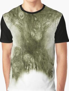 The Abstract Forest Graphic T-Shirt