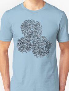 Champagne Fleur  Unisex T-Shirt