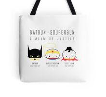 Batbun V Souperbun Tote Bag