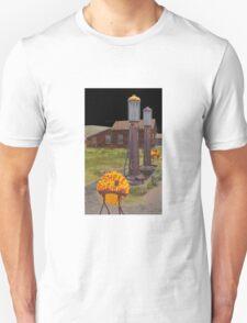 Old Gas pumps Unisex T-Shirt