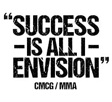Conor McGregor - [Success] Photographic Print