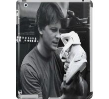 Nice Kicks, Marty! Marty Mcfly discovering the holy grail of shoes iPad Case/Skin