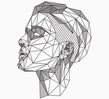 Halsey Low-Poly Illustration Unisex T-Shirt