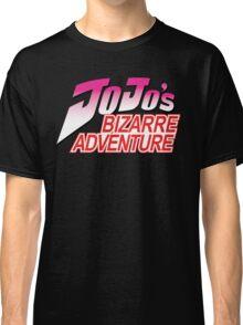 JJBA Logo in English Classic T-Shirt