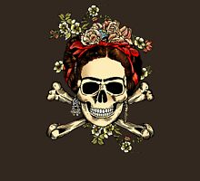 Masterpiece Skull Frida Unisex T-Shirt