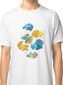 Beta Fish Classic T-Shirt