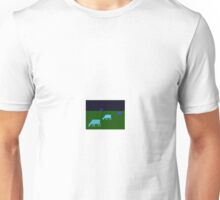 Night Cows Unisex T-Shirt