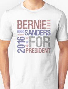 Vintage Bernie Sanders 2016 T-Shirt