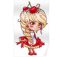 'Rev' Red Velvet - My Original Character - Chibi 2 Poster