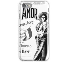 Adios Amor iPhone Case/Skin
