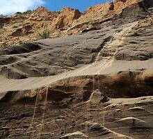 Sandfall by Duncan Cunningham