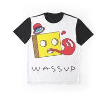 Retro 90's hyper square Beatboxx Graphic T-Shirt