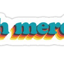 Oh Merde! Sticker